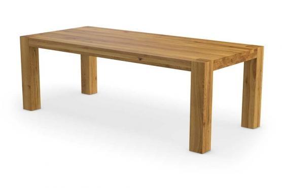 eichentisch elegant essgruppe tischgruppe eiche tisch. Black Bedroom Furniture Sets. Home Design Ideas