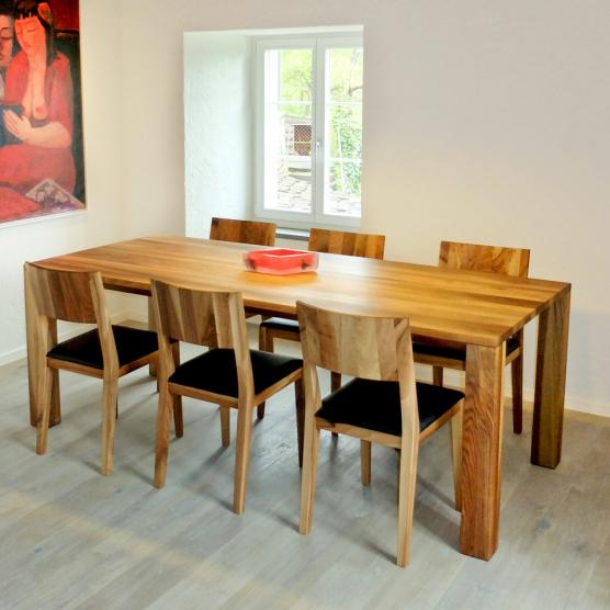 Esstisch massivholz kirsche verschiedene for Esstisch konfigurieren