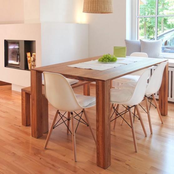 Masstisch De ihr esstisch nach maß gefertigt und aus hochwertigem massivholz jetzt konfigurieren bestellen