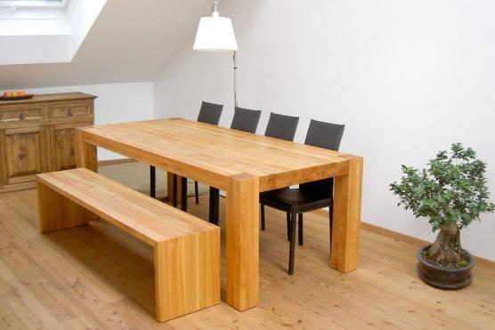 Esstische massivholz amazing tisch bamaco massivholz eur - Cocobolo tisch ...