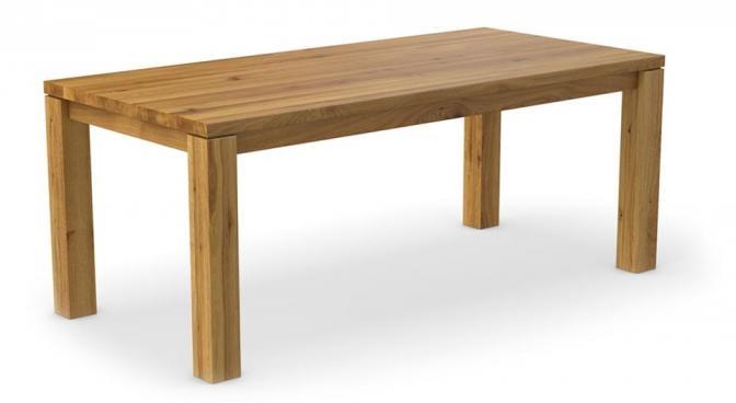 Ihr Esstisch nach Maß gefertigt und aus hochwertigem Massivholz ...