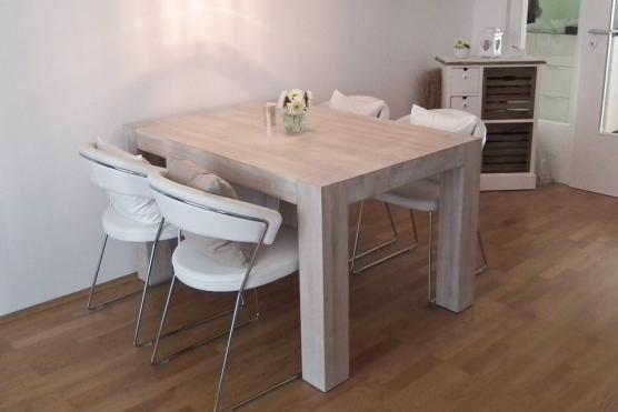Esstisch Eiche Gekalkt. Kostenlose Lieferung Mca Furniture Tisch ...