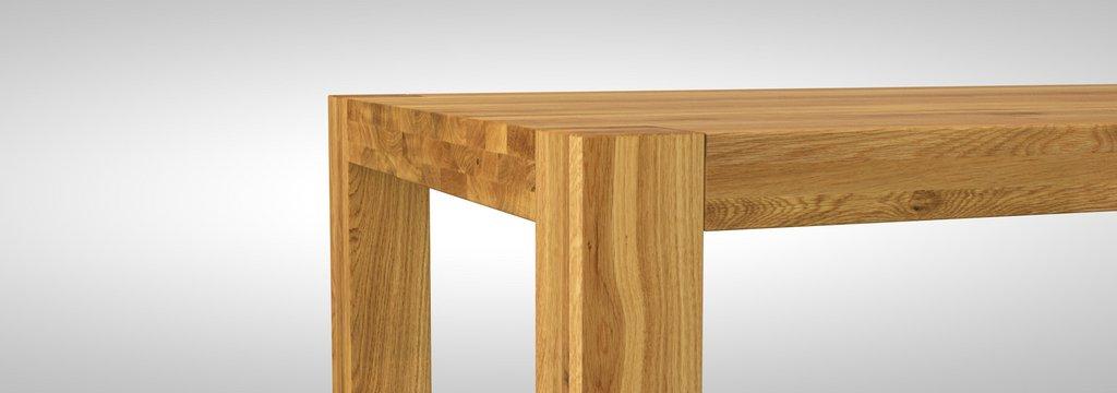 massivholztische holztische esstische tisch nach ma. Black Bedroom Furniture Sets. Home Design Ideas